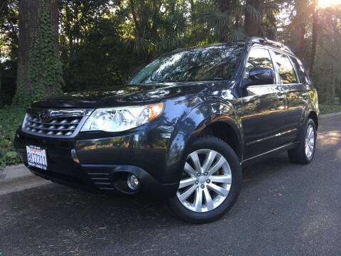 2013 Subaru Forester for sale at Valley Coach Co Sales & Lsng in Van Nuys CA