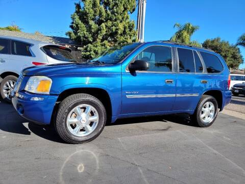 2006 GMC Envoy for sale at Geiman Motors in Escondido CA