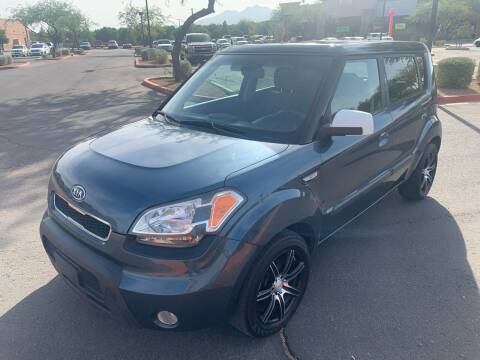 2010 Kia Soul for sale at San Tan Motors in Queen Creek AZ