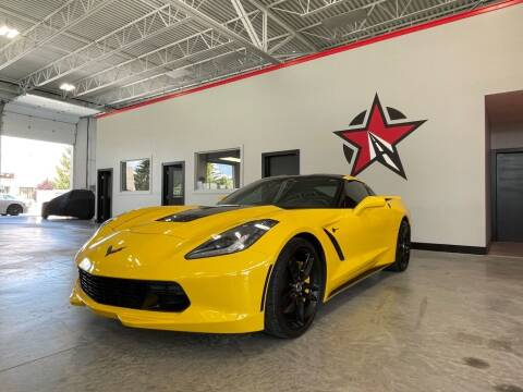 2014 Chevrolet Corvette for sale at CarNova - Shelby Township in Shelby Township MI