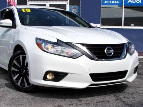 2018 Nissan Altima for sale at Orlando Auto Connect in Orlando FL