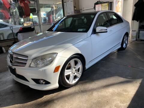 2010 Mercedes-Benz C-Class for sale at DRD Auto Market in Flushing NY