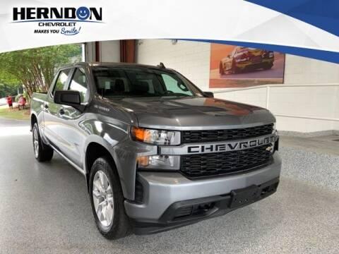 2019 Chevrolet Silverado 1500 for sale at Herndon Chevrolet in Lexington SC