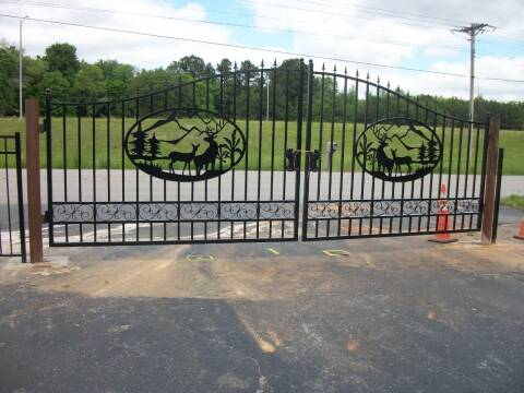 2020 Wrought Iron Gates for sale at Classics Truck and Equipment Sales in Cadiz KY