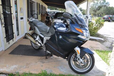 2007 BMW K1200GT for sale at Elite Motorcar, LLC in Deland FL