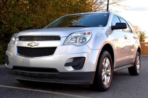 2015 Chevrolet Equinox for sale at Wheel Deal Auto Sales LLC in Norfolk VA