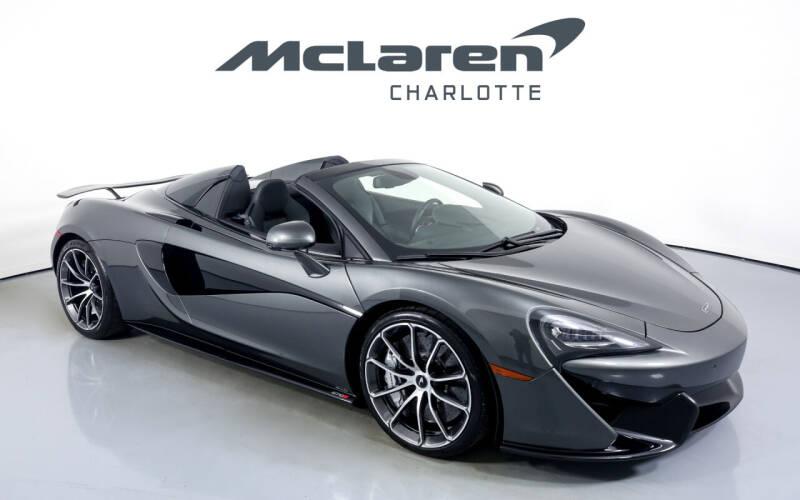 2020 McLaren 570S Spider for sale in Charlotte, NC