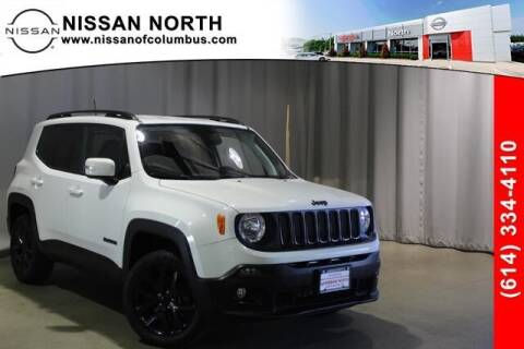 2018 Jeep Renegade for sale at Auto Center of Columbus in Columbus OH