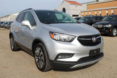 2017 Buick Encore for sale at SHAFER AUTO GROUP in Columbus OH