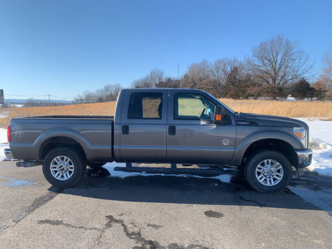 2013 Ford F-250 Super Duty for sale at V Automotive in Harrison AR