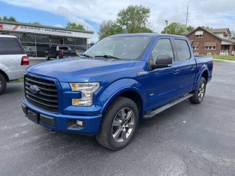 2017 Ford F-150 for sale at JC Auto Sales in Belleville IL