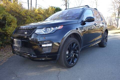 2018 Land Rover Discovery Sport for sale at GEARHEADS in Vienna VA
