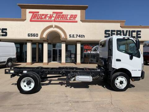 2020 Hino 195 for sale at TRUCK N TRAILER in Oklahoma City OK