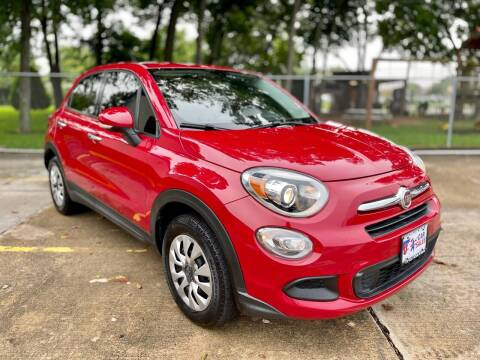 2016 FIAT 500X for sale at USA Car Sales in Houston TX