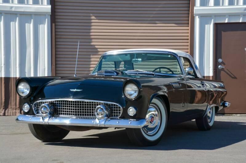 1956 Ford Thunderbird for sale at Milpas Motors in Santa Barbara CA