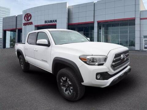 2017 Toyota Tacoma for sale at BEAMAN TOYOTA in Nashville TN