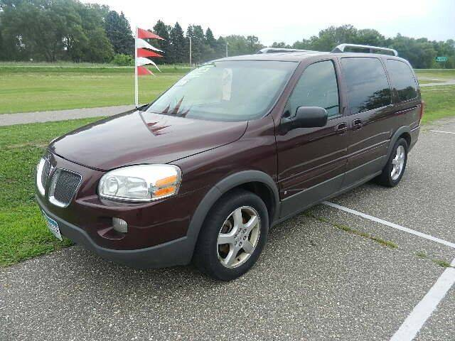2006 Pontiac Montana SV6 for sale at Dales Auto Sales in Hutchinson MN