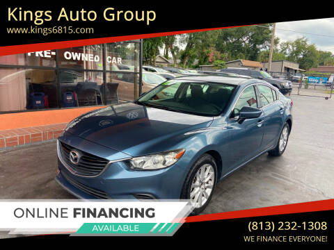 2015 Mazda MAZDA6 for sale at Kings Auto Group in Tampa FL