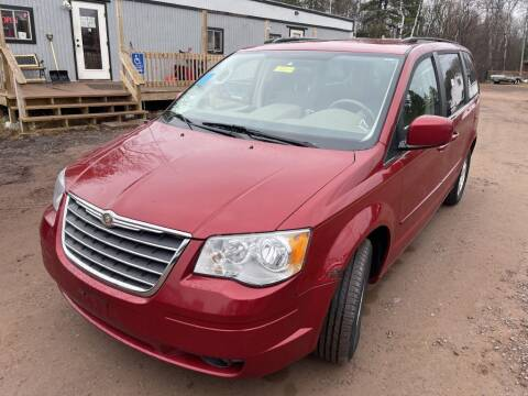 2008 Chrysler Town and Country for sale at Al's Auto Inc. in Bruce Crossing MI