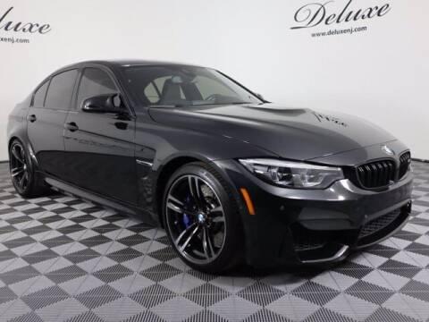 2018 BMW M3 for sale at DeluxeNJ.com in Linden NJ