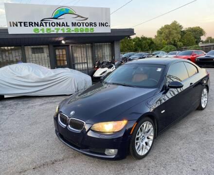 2009 BMW 3 Series for sale at International Motors Inc. in Nashville TN