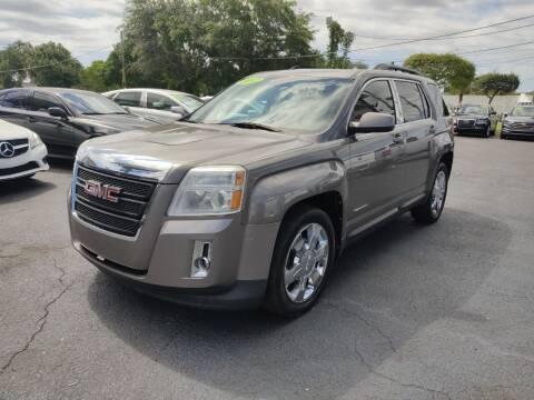 2012 GMC Terrain for sale at Bargain Auto Sales in West Palm Beach FL