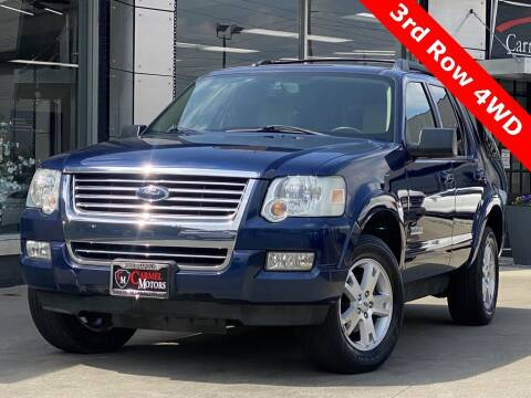 2008 Ford Explorer for sale at Carmel Motors in Indianapolis IN