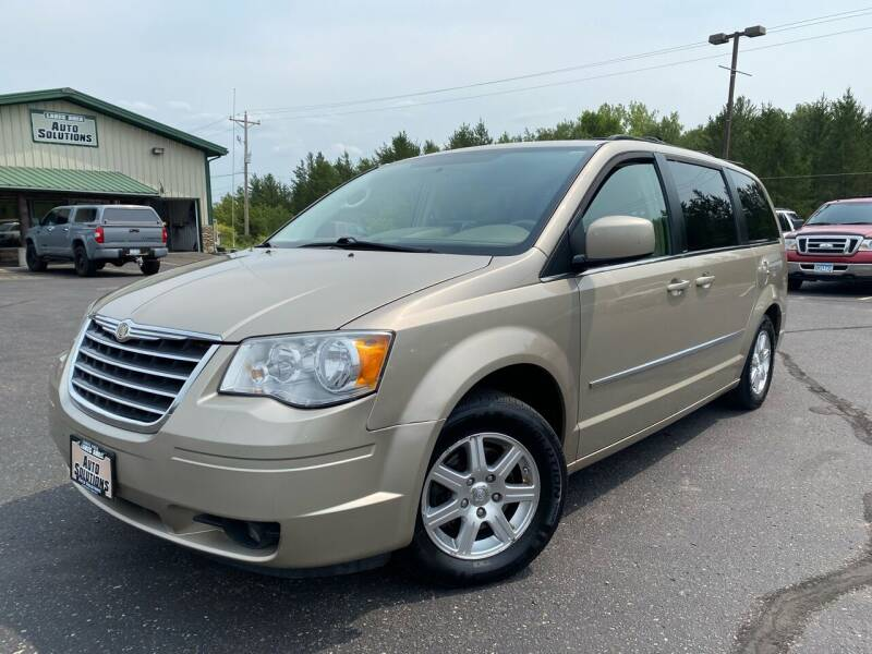 2009 Chrysler Town and Country for sale at Lakes Area Auto Solutions in Baxter MN