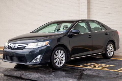 2012 Toyota Camry for sale at Carland Auto Sales INC. in Portsmouth VA