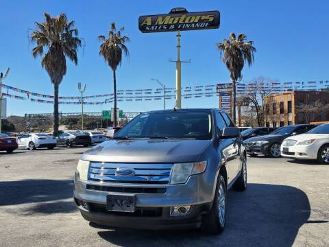 2010 Ford Edge for sale at A MOTORS SALES AND FINANCE - 5630 San Pedro Ave in San Antonio TX