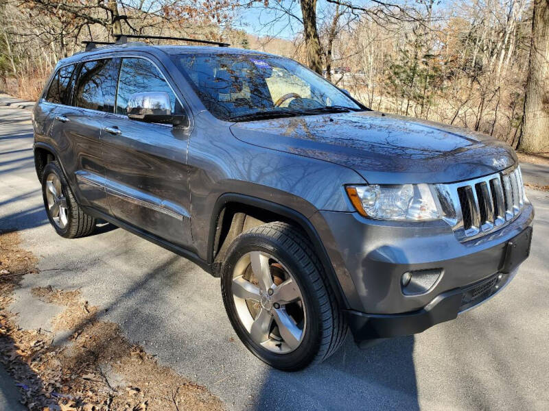 2011 Jeep Grand Cherokee for sale at Lakewood Auto in Waterbury CT