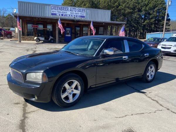 2008 Dodge Charger for sale at Greenbrier Auto Sales in Greenbrier AR