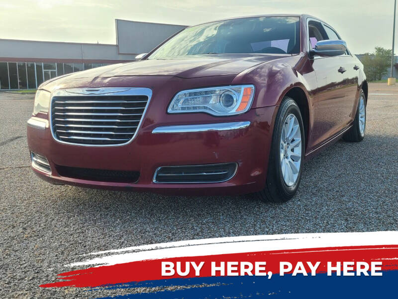 2012 Chrysler 300 for sale at Auto District in Baytown TX