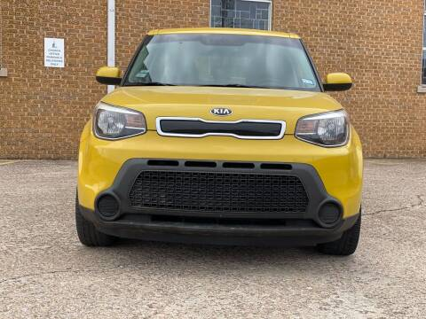 2015 Kia Soul for sale at Auto Start in Oklahoma City OK