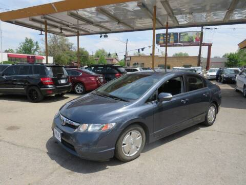 2008 Honda Civic for sale at Nile Auto Sales in Denver CO