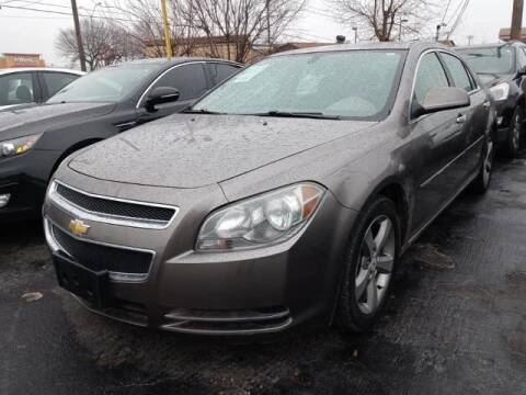 2012 Chevrolet Malibu for sale at Auto Plaza in Irving TX
