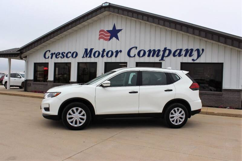 2017 Nissan Rogue for sale at Cresco Motor Company in Cresco IA