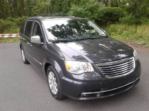 2011 Chrysler Town and Country for sale at ELIAS AUTO SALES in Allentown PA