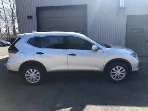 2018 Nissan Rogue for sale at New Look Auto Sales Inc in Indian Orchard MA