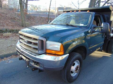 2001 Ford F-350 Super Duty for sale at LA Motors in Waterbury CT