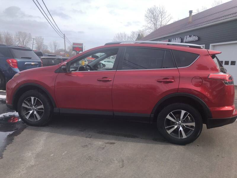 2016 Toyota RAV4 for sale at GASPORT AUTO SALES AND SERVICE,INC in Gasport NY