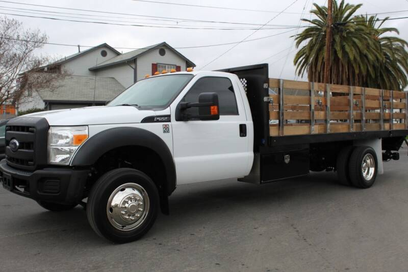 2015 Ford F-550 Super Duty for sale at CA Lease Returns in Livermore CA