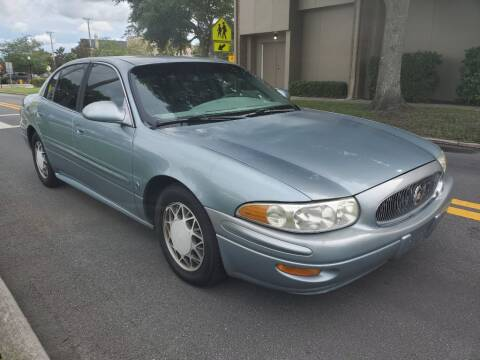 2003 Buick LeSabre for sale at Carlando in Lakeland FL