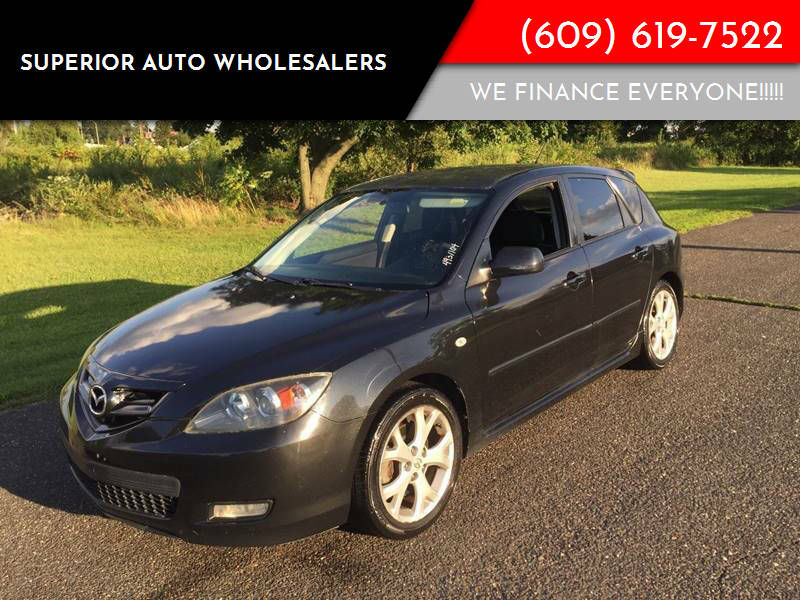 2009 Mazda MAZDA3 for sale at Superior Auto Wholesalers in Burlington City NJ