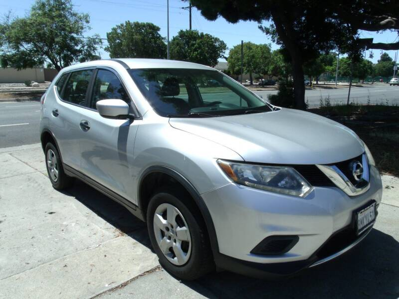 2016 Nissan Rogue for sale at Hollywood Auto Brokers in Los Angeles CA