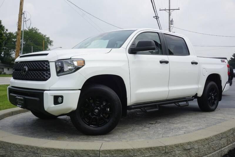 2020 Toyota Tundra for sale at Platinum Motors LLC in Heath OH