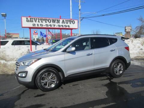 2013 Hyundai Santa Fe Sport for sale at Levittown Auto in Levittown PA
