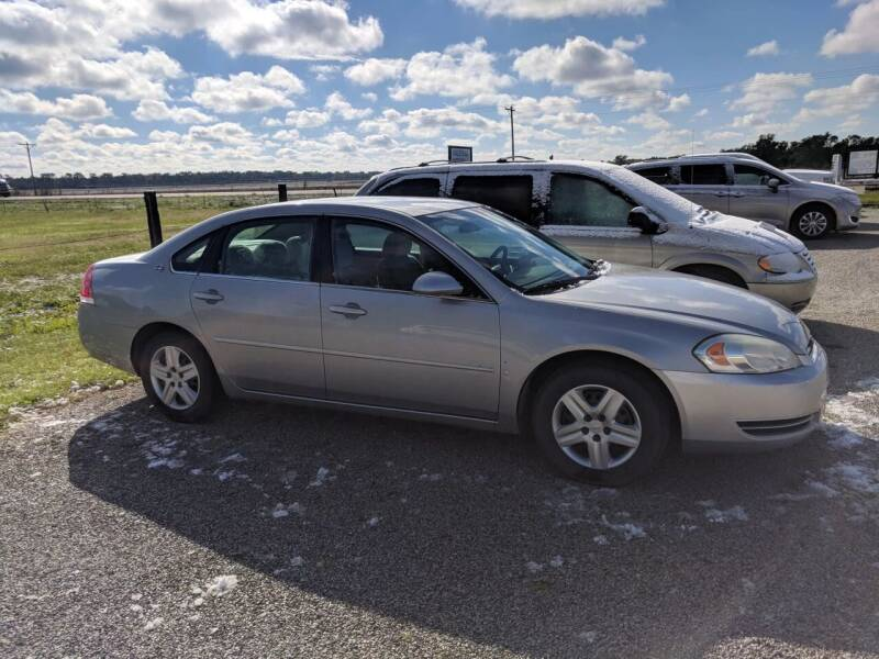 2008 Chevrolet Impala for sale at Halstead Motors LLC in Halstead KS