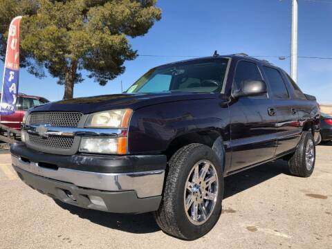 2006 Chevrolet Avalanche for sale at Eastside Auto Sales in El Paso TX