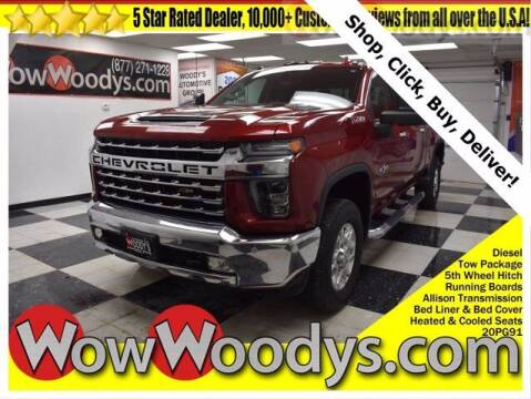 2020 Chevrolet Silverado 2500HD for sale at WOODY'S AUTOMOTIVE GROUP in Chillicothe MO